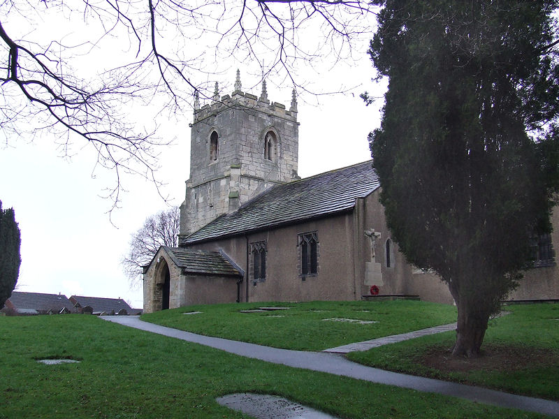 St Wilfrid, Cantley