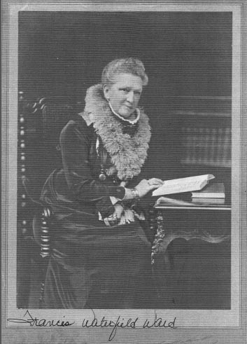 Frances Ann Waterfield (1848-1928)