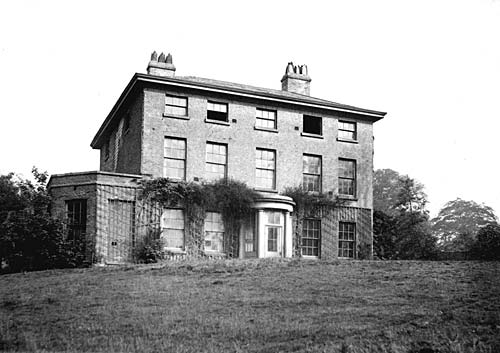 Thornhill House, Handsworth